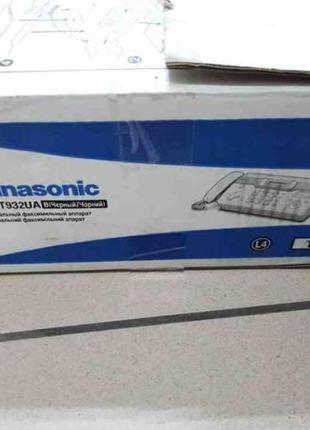 Телефон Факс Panasonic KX-FT932