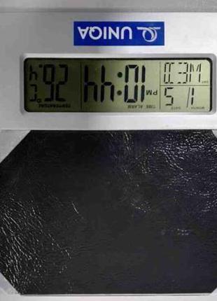 Часы TFA Dostmann 200x19x170 мм с фоторамкой