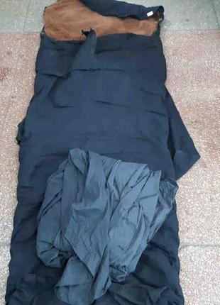 Спальный мешок меховой СССР