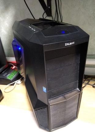Мощный компьютер, i7-4790K-16gb.RX580.SSD240gb.1Tb