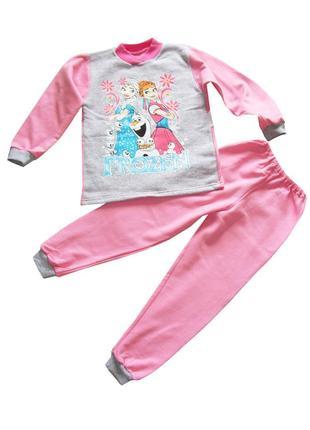 Теплые пижамы детские для девочки.
