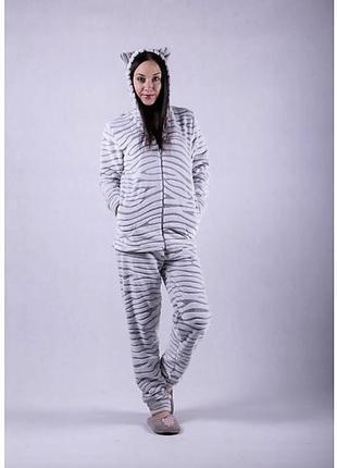 Домашние костюмы женские, теплые, зимние.