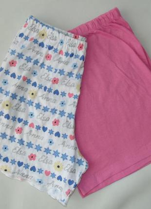 Набор 2 ед. пижама пижамные шорты primark 11-12 лет