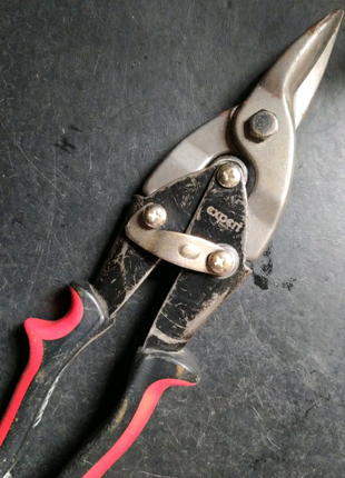 Ножницы по металлу бу