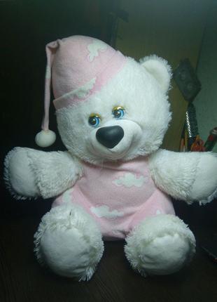 Мягкая игрушка : медвежонок