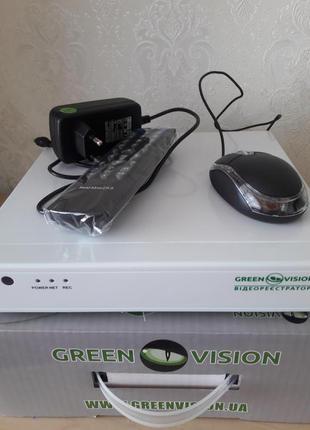 Гибридный видеорегистратор AHDGV-S-035/04