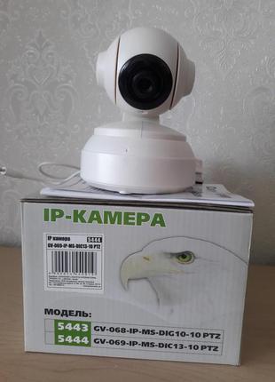IP видеокамера Green Vision GV-069-IP-MS-DIC13-10 PTZ