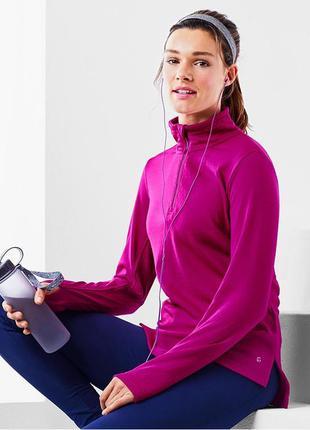 Классная и комфортная термо кофта для занятий спортом от tcm t...