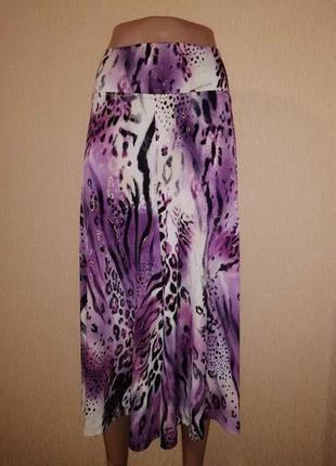 🔥🔥🔥очень красивые шорты-юбка, кюлоты kim & co🔥🔥🔥