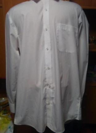 Школьная рубашка, сорочка на мальчика 12-13 лет 152-158 см, f&f