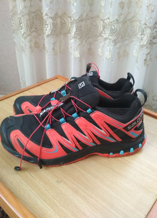 Кросівки Salomon XA PRO 3D.