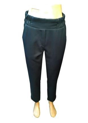 ⚛️ брюки женские летние на резинке 50-54 размеров