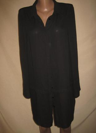 Блуза-туника f&f р-р12