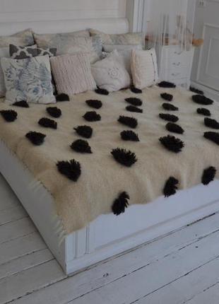Плед лижнык покрывало ліжник