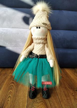 Кукла ручной работы 💓
