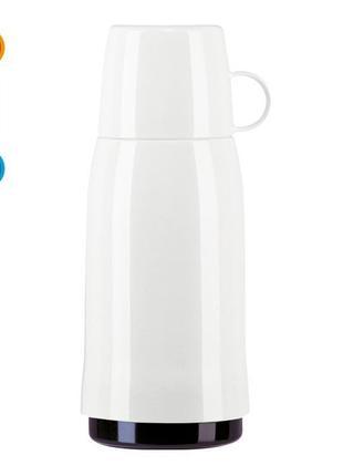 Термос EMSA Rocket 0,5 литра белый стеклянная колба Германия