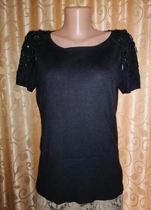 🌺🎀🌺красивая женская кофта с коротким рукавом, джемпер, блузка ...