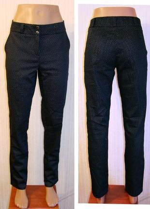 Модные женские брюки хлопок-стрейч. удобные, качественные.