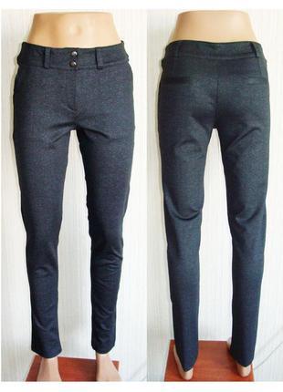 Женские брюки осень-весна, качественные, стрейчевые.