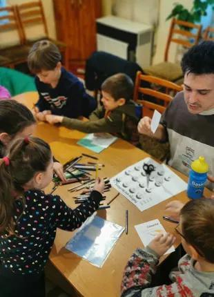 Бесплатные курсы для детей 7-12 г.Черновцы