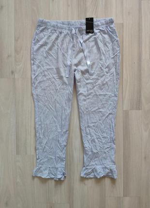 Женские пижамные бриджы