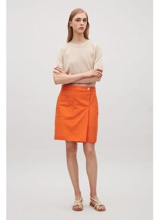 Короткая юбка cos