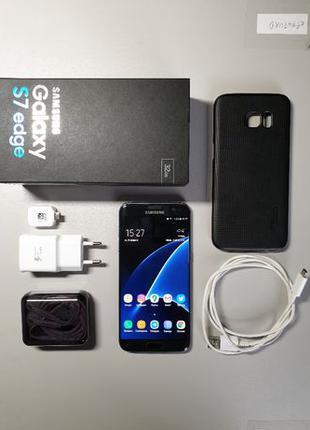 Samsung Galaxy S7 Edge Duos Black