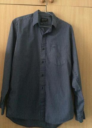 Сорочка рубашка hugo boss