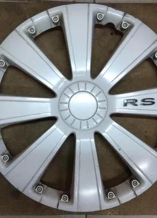 """ОДИН колпак 15"""" RS-T White"""