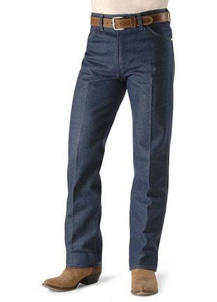 Джинсы wrangler 13mwz rigid cowboy cut® original fit 35х32