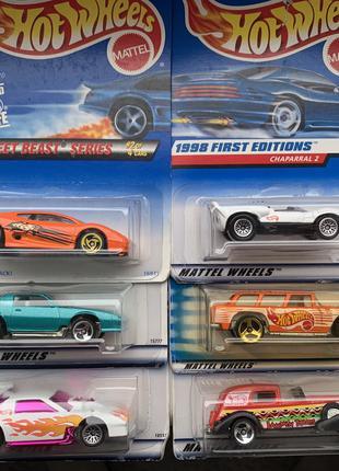 Машинки Коллекционные Hot Wheels из США