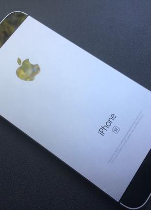 IPhone SE 16gb iOS 10 Neverlock ГАРАНТИЯ