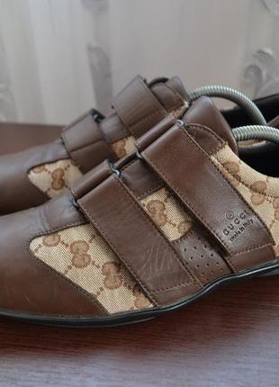 Мужски кроссовки  gucci