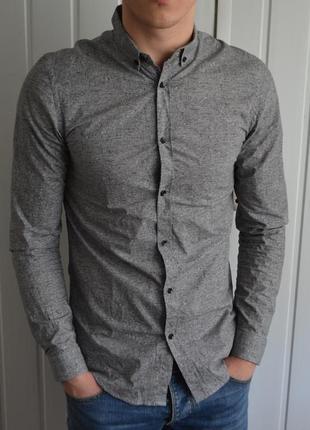 Стильная рубашка от zara man