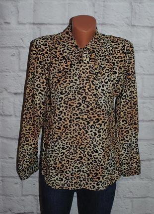 "Блуза с объемными рукавами ""h&m"""