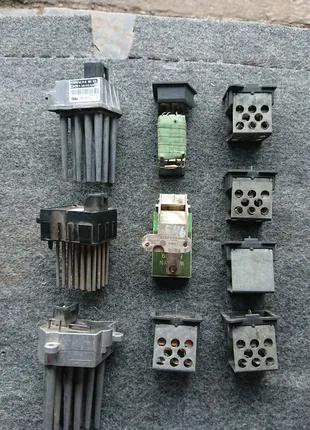 Резистор, йожик пiчки BMW Е36, Е46, Е39