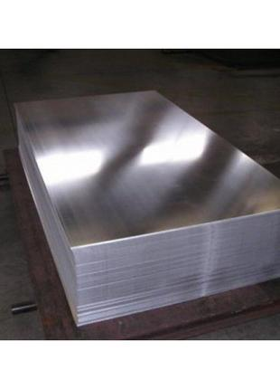 Лист алюминиевый 2 (1500х3000) АМГ3 5754 Н22