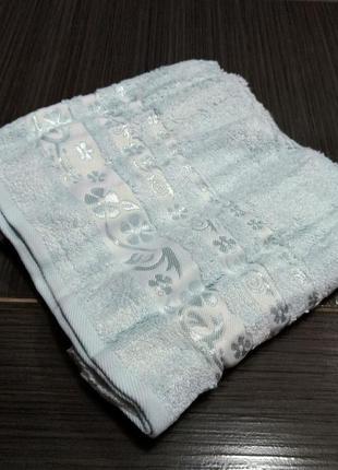 Бамбуковые полотенце bamboo delux