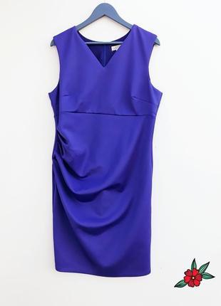 Шикарное платье футляр платье миди сарафан миди платье с утяги...