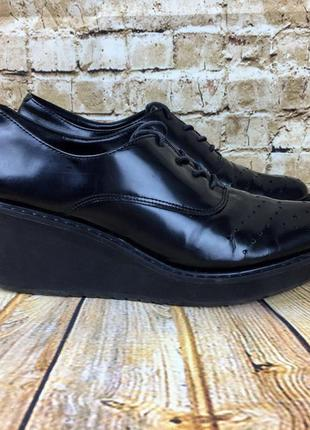 Туфли clarks game oval (women's), размер 40 (7d)