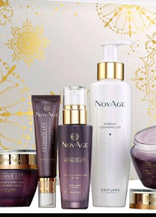 Комплексный лифтинг-уход NovAge Ultimate Lift