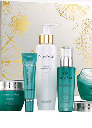 Комплексный уход для совершенства кожи NovAge True Perfection