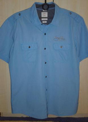 Мужская рубашка тенниска s.oliver