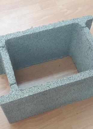 Фундаментный блок (несьемная опалубка)
