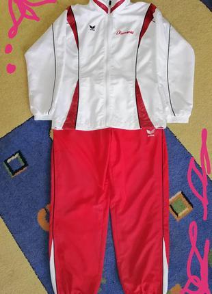 Спортивный костюм erima, оригинал