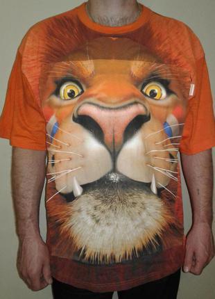 Мужская футболка 3д, blokker