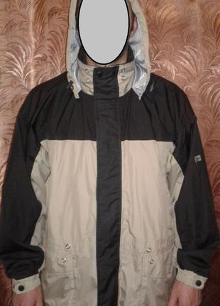 Куртка ветровка port louis, богатырского размера