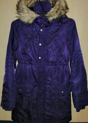 Куртка пальто h&m