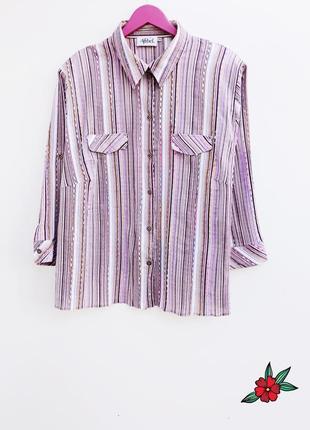 Красивая легкая рубашка большой размер легкая рубашка