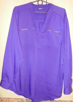 Женская блузка рубашка janina